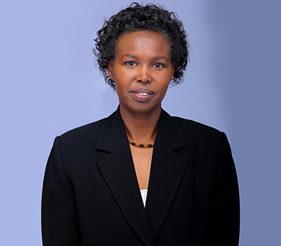 Ms. Josephine Tata Djirackor