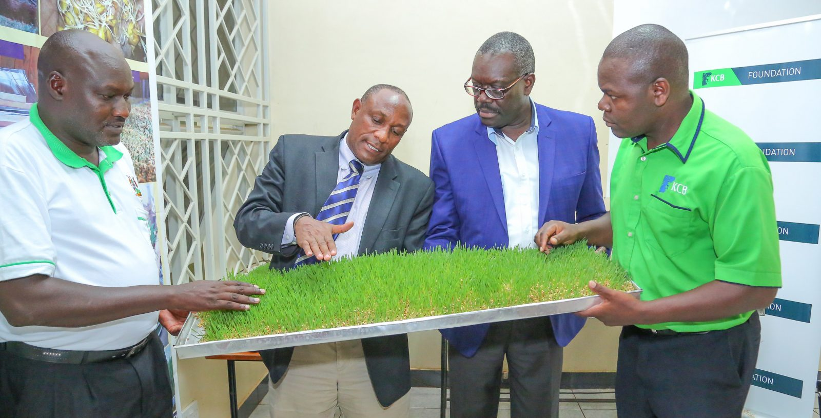 Baringo County Farmers to Benefit from New Livestock Farming Technology