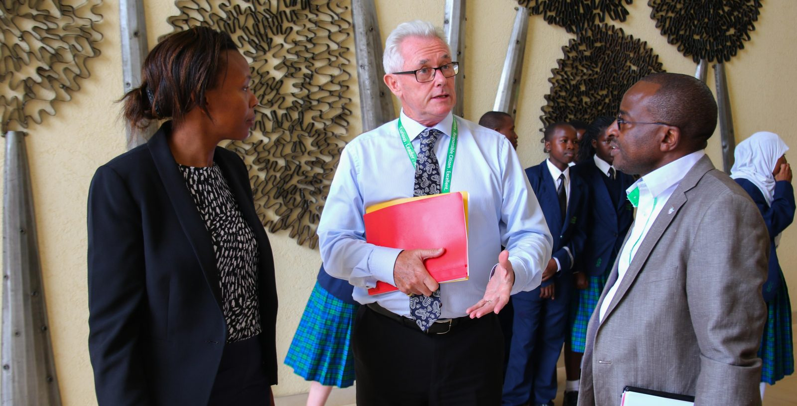 KCB Foundation and M-PESA Foundation Academy to Sponsor the Disabled in Secondary School