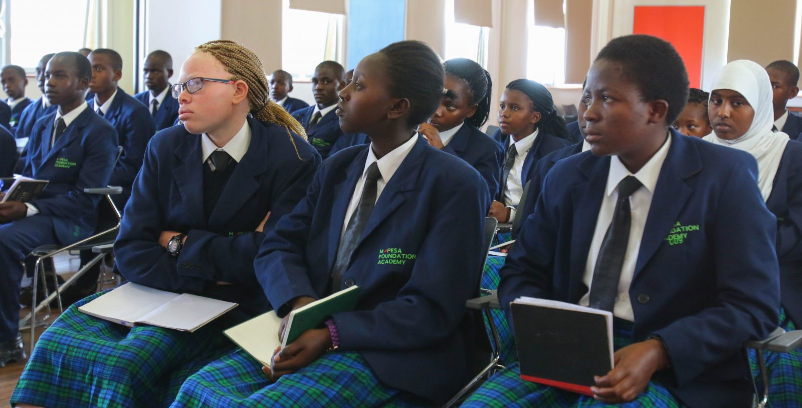 KCB Foundation and M-PESA Foundation Academy class of 2019 mobilisation is on!