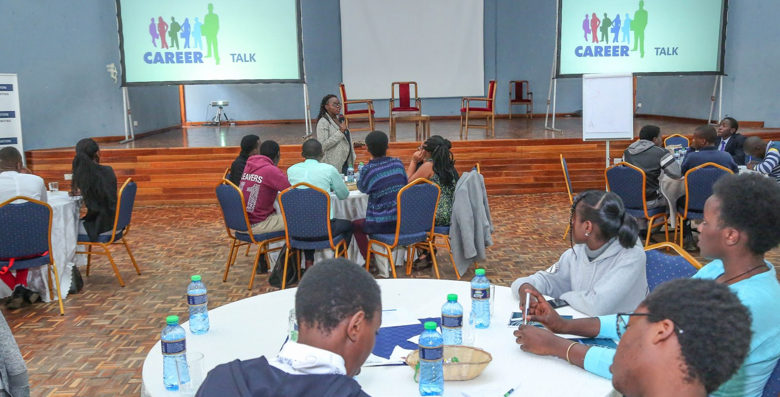 KCB Foundation Holds Annual Skills Lab for Scholarships Alumni