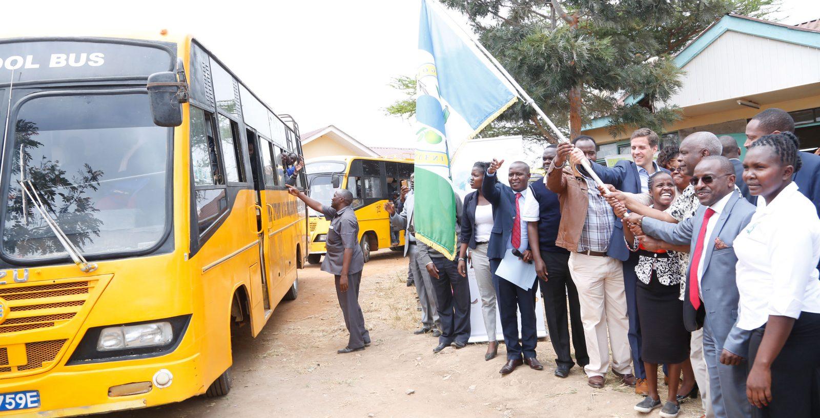 KCB Foundation Partners to Train Makueni Youth on Agribusiness