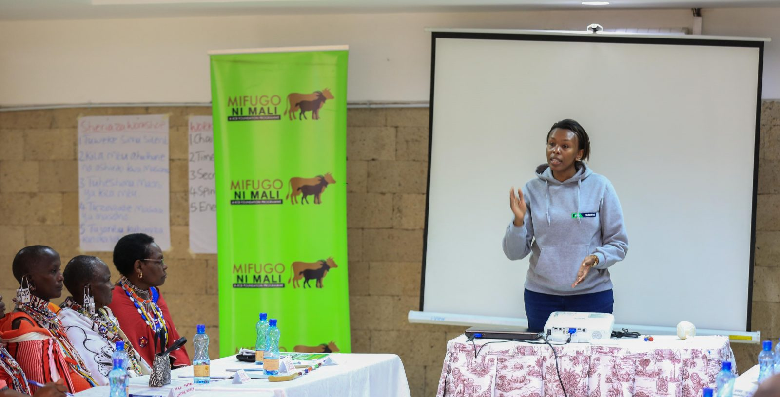 KCB Foundation Roots for Effective Farmers' Co-operatives Management