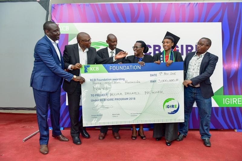 KCB Foundation's 2jiajiri Transcends Borders