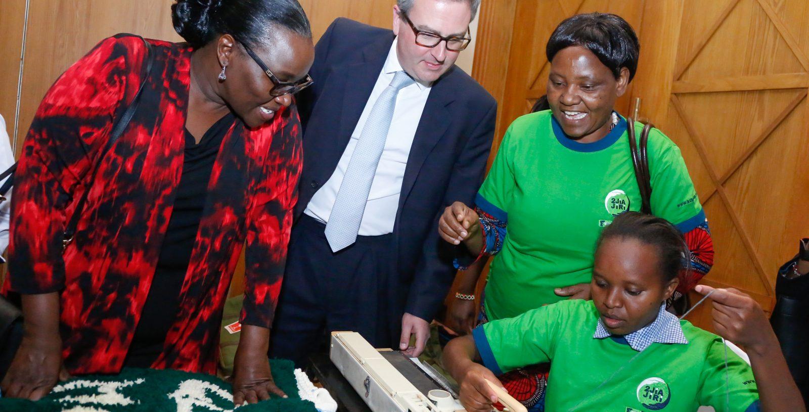 2jiajiri Taps 1,000 Persons with Disabilities
