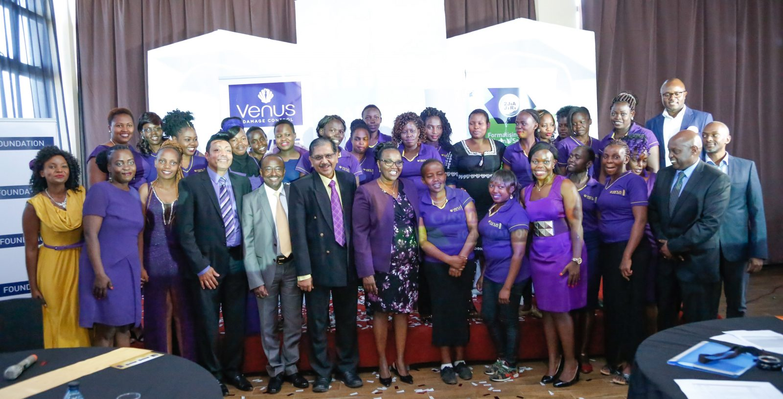 KCB Foundation and PZ Cussons partnership injects workforce into the beauty sector